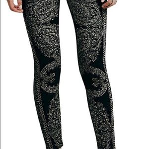 Free People Sweater Leggings